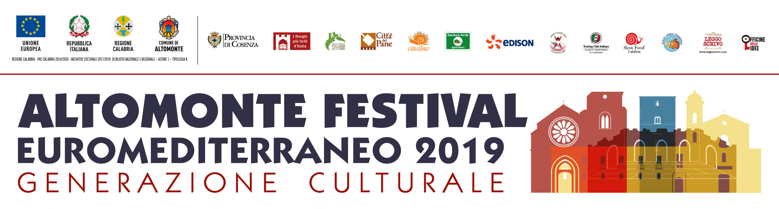 Altomonte Festival Euromediterraneo 2019