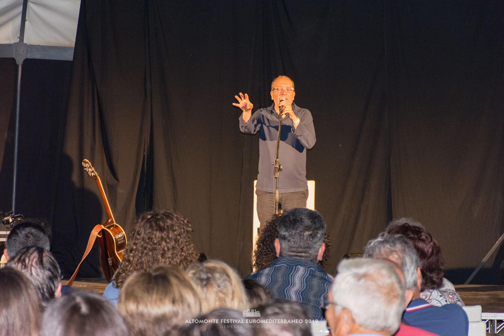 Dario Vergassola > 20 agosto 2019