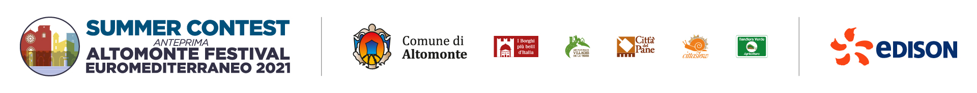 Altomonte Festival Euromediterraneo 2021